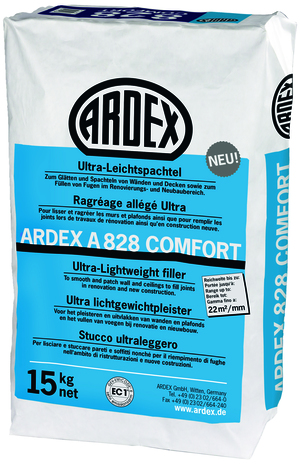 Ardex A 828 Comfort     15,00 kg