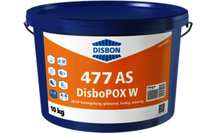 DisboPOX W 477 AS 2K-EP-Versieg. Comp.A