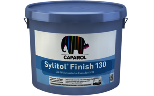 Sylitol-Finish 130 7,50 l weiß Basis 1