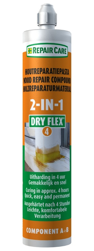 Dry Flex 4 (2 in 1) 180,00 ml transparent