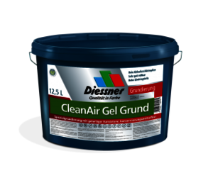 CleanAir Gel Grund 12,50 l transparent