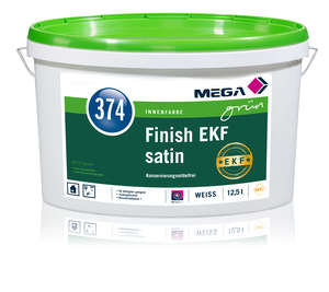 MEGA 374 Finish EKF satin