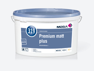 MEGA 319 Premium matt plus