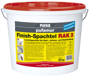 Pufamur Finish-Spachtel RAK 3