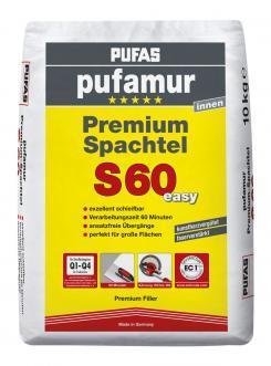 Pufamur Premium Spachtel S 60 easy