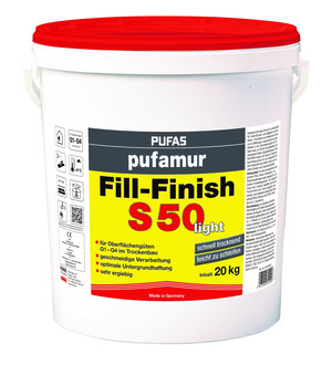 Pufamur Fill-Finish S 50 light