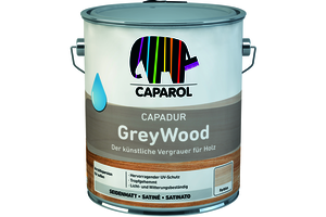 Capadur Grey Wood 750,00 ml halbgrau Basis