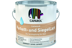 Capadur Parkettlack SDM 750,00 ml transparent