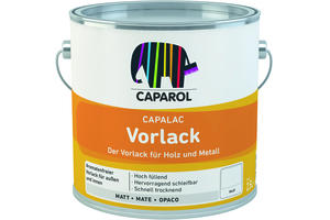 Capalac Vorlack 2,00 l transparent Basis