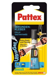 Pattex Alleskleber Ultra Gel