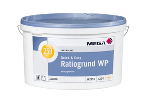 MEGA 259 Quick & Easy Ratiogrund WP